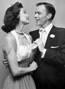 Frank Sinatra was the love of Ava's life. They were married from 1951-1957.
