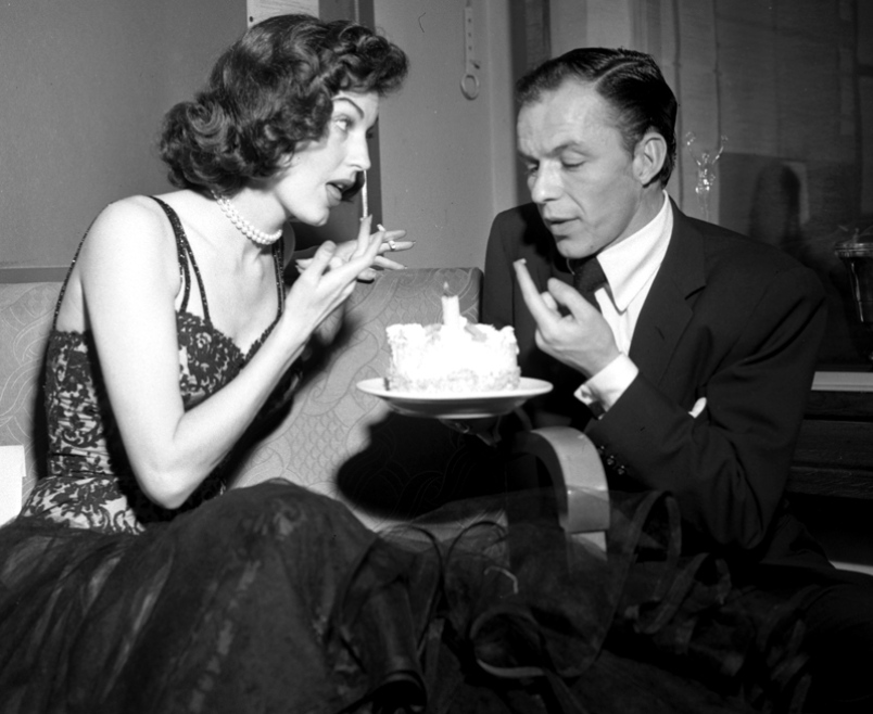 To Lavinia Who Is Truly My Beloved Frank Sinatra Official Ava