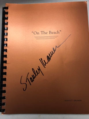 2017.02.000001 On the Beach Script_Stanley Kramer